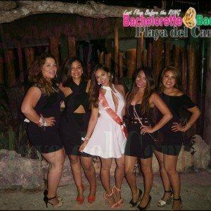 Playa del Carmen Bachelorette
