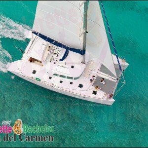 private catamaran 5