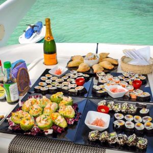VIP Yacht Packages