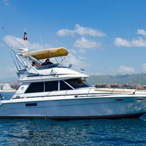 los Cabos Fashing Boat
