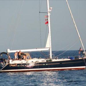 los Cabos Sailboat