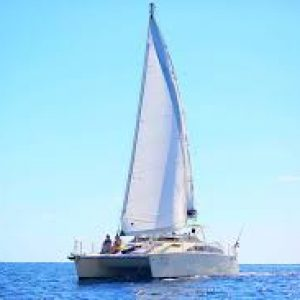 small catamaran playa del carmen