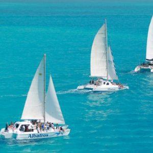 catamaran tour playa del carmen